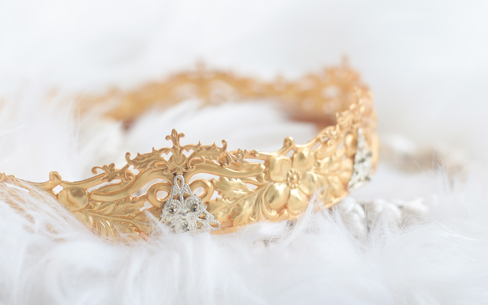 One of a Kind, Unique Crowns Celebrating Feminine Sovereignty