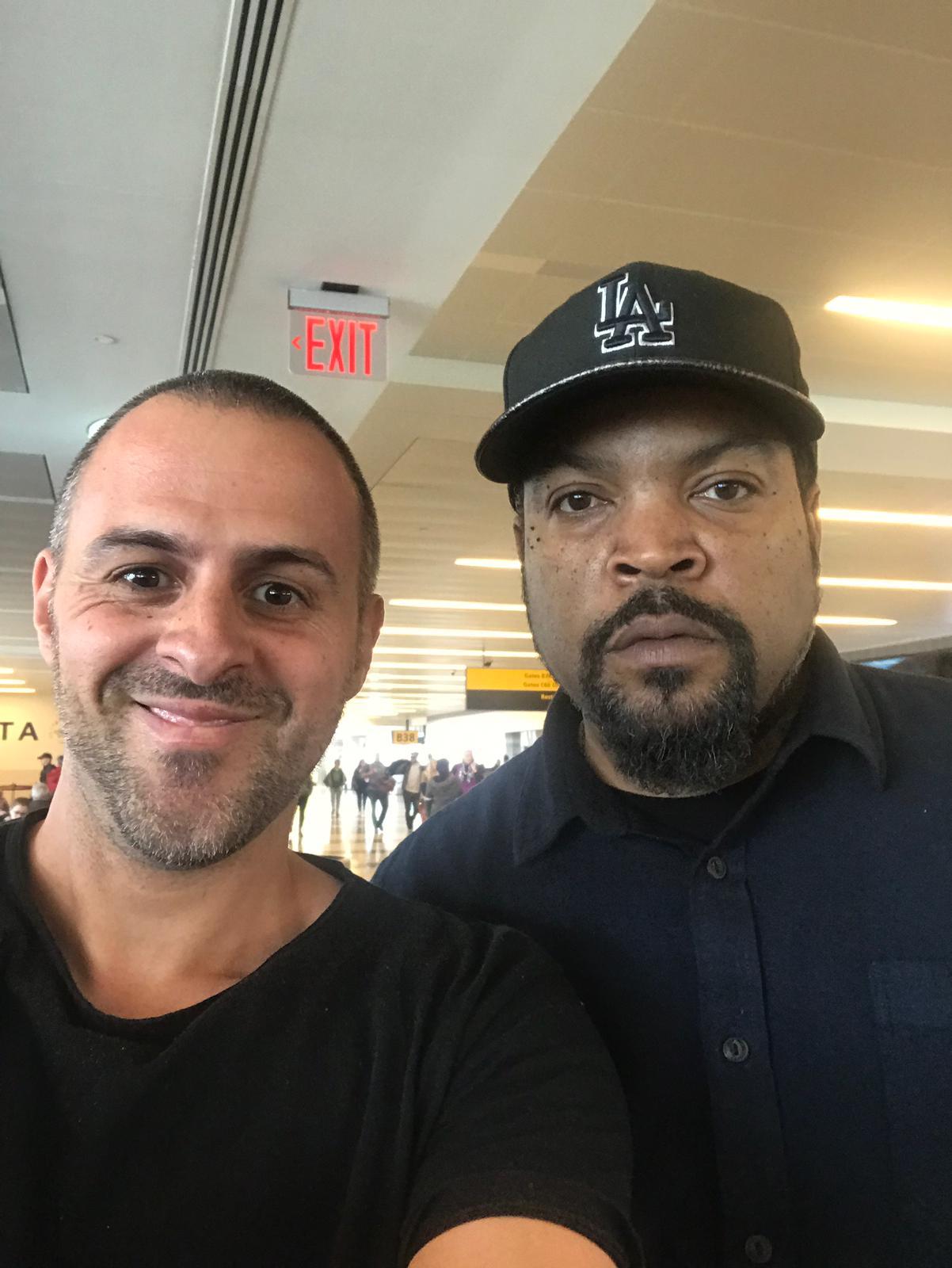 Ice Cube x Matteo Charles