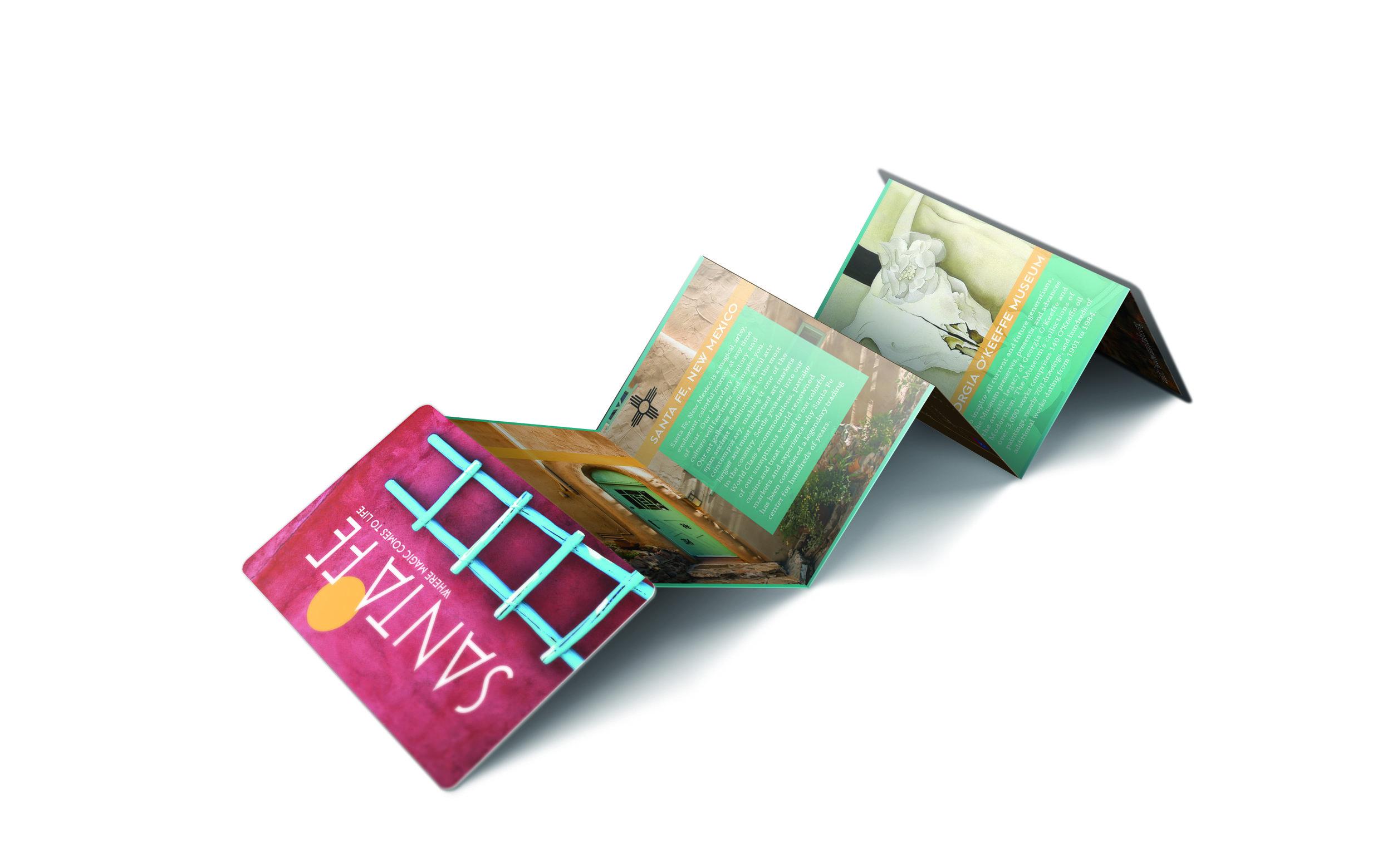 Santa Fe Mini Brochure