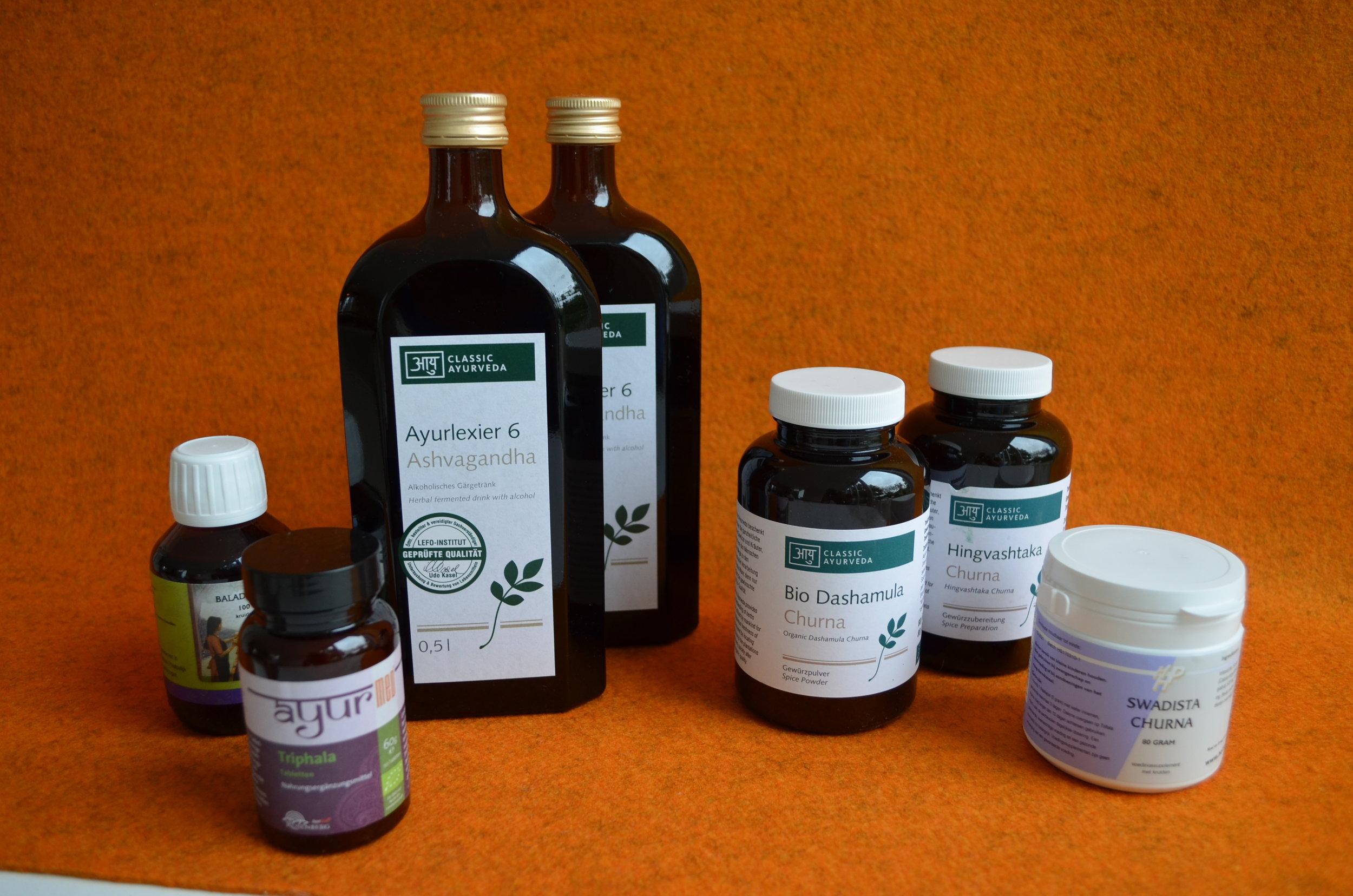 Ernährung | Phytosupplemente | Gesundheit erhalten