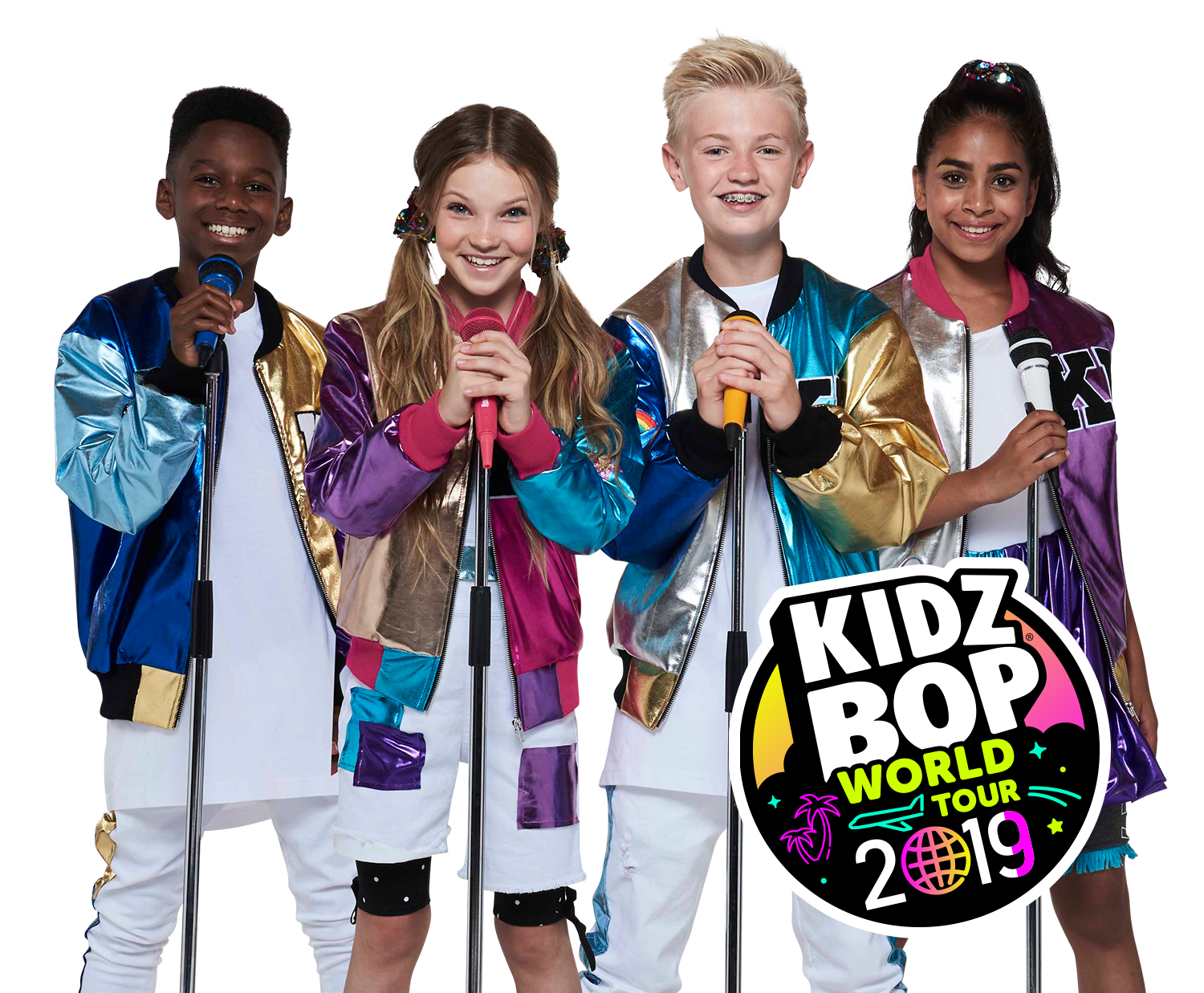Kidz Bop Kidz   The number one children's music brand in the US, Kidz Bop Kids, comes to Eventim Apollo this Easter. They've had two UK Top 10 Albums, featuring family-friendly versions of today's biggest pop hits. A great family friendly first concert for your kids.
