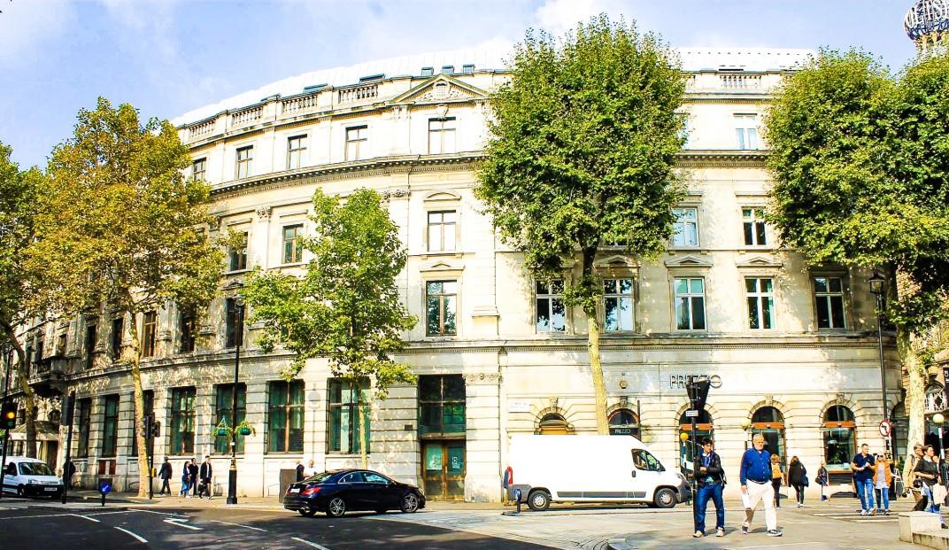 Eventim UK HQ - 2A Charing Cross Road