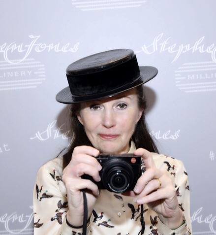 2a) Carole Denford wearing Playlist - photo by Peter Ashworth.jpg