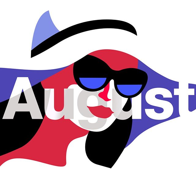 AUGUST #agency #milano #italia #color #summer #comunicazione #milan #italy