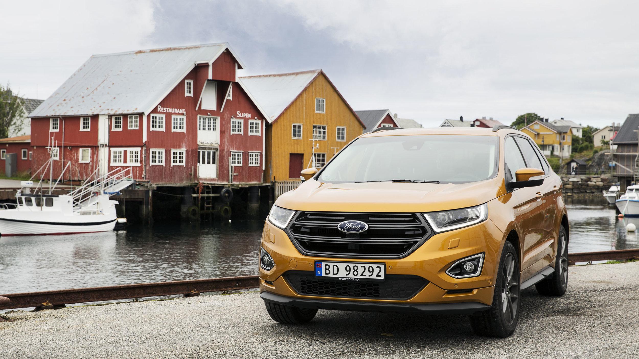 Ford Edge / Ford Ranger -