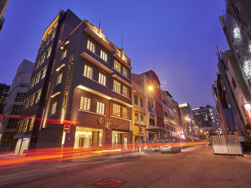 Bencoolen @ Hong Kong Street (High-End)