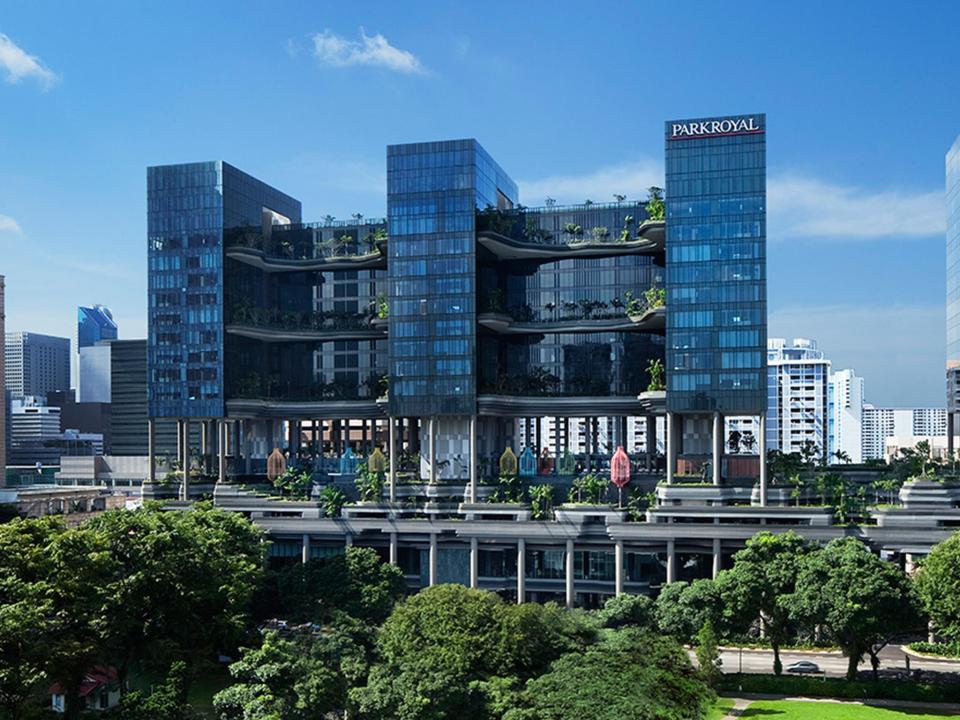 PARKROYAL On Pickering (High-End)