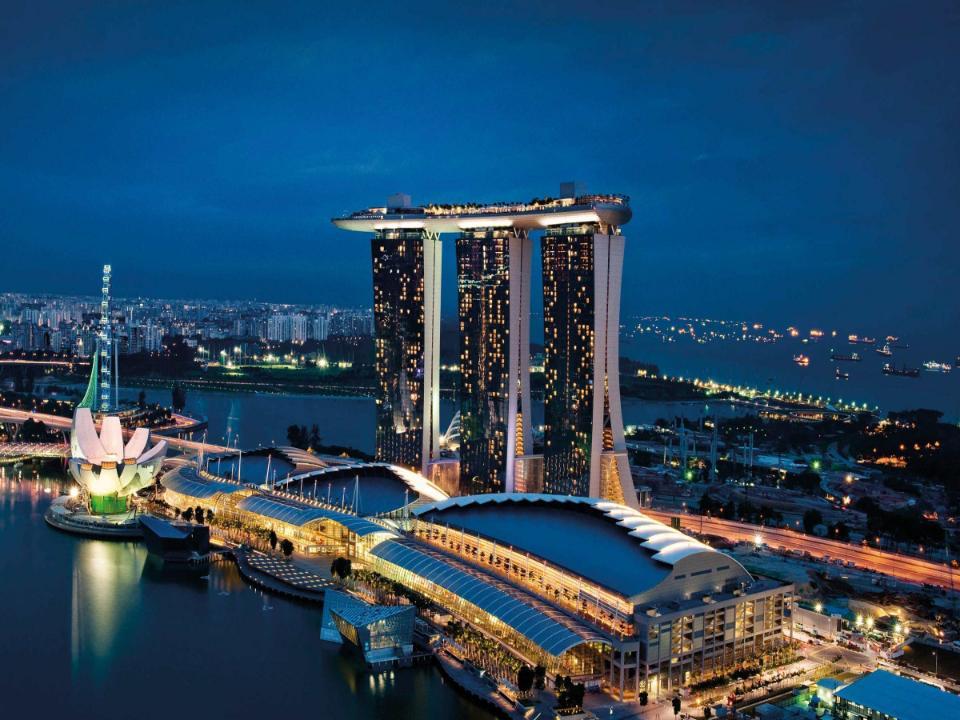 Marina Bay Sands (Luxury)