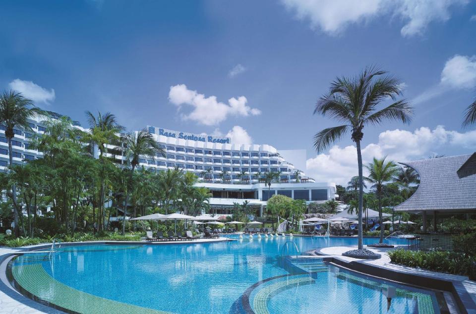 Shangri-La's Rasa Sentosa Resort & Spa (Luxury)