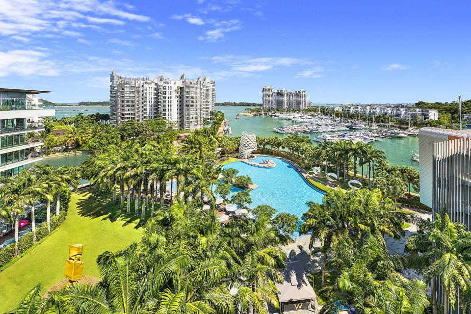 W Singapore Sentosa Cove (Luxury)