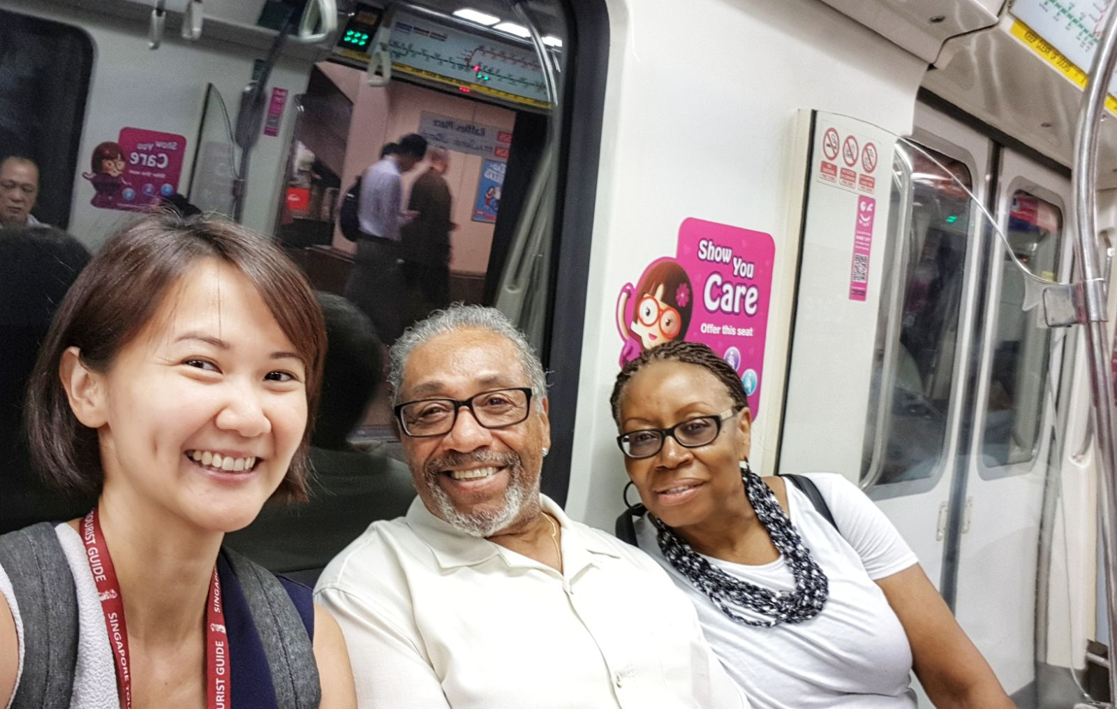 Book your private tour of Singapore from airport with Janice our singapore tourist guide