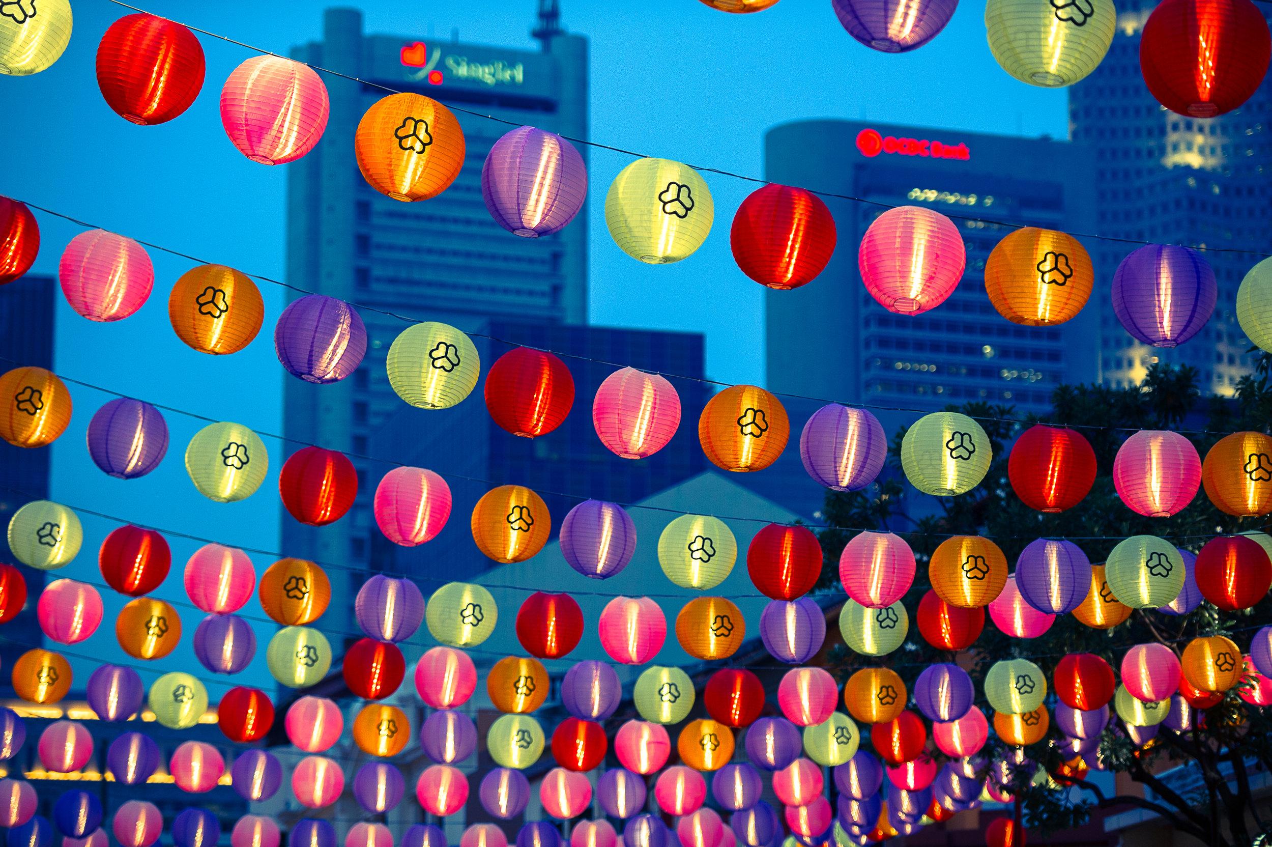 a fascination singapore tour awaits you during mid autumn festival