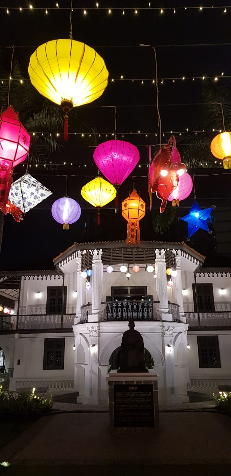 check out the lanterns on your things to do in singapore