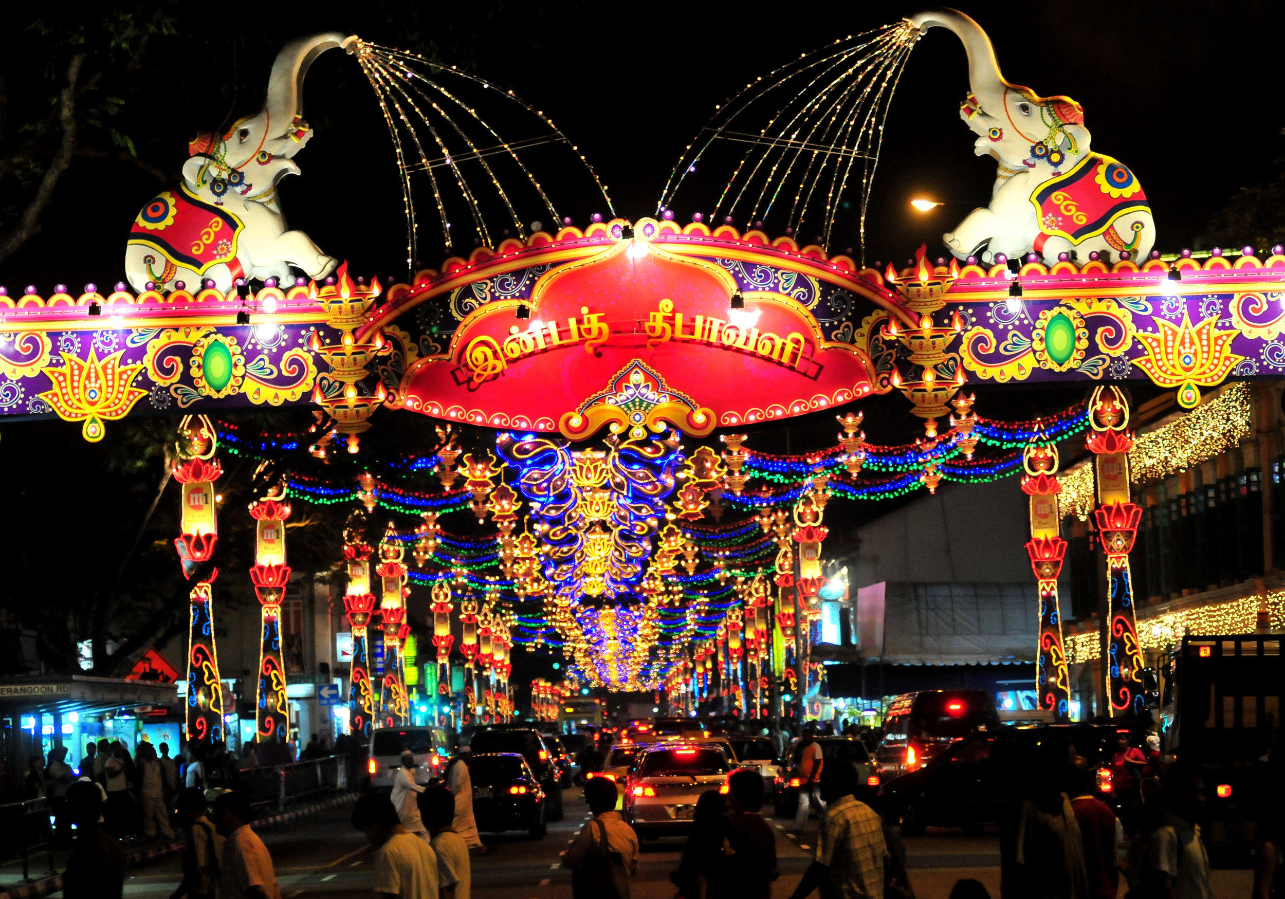 check out the Diwali on your singapore city tour