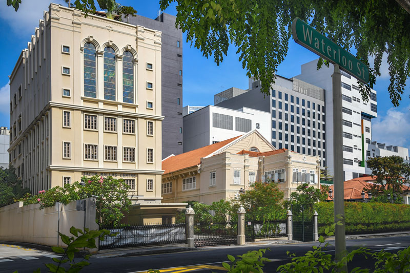 learn about jewish history on your singapore city tour