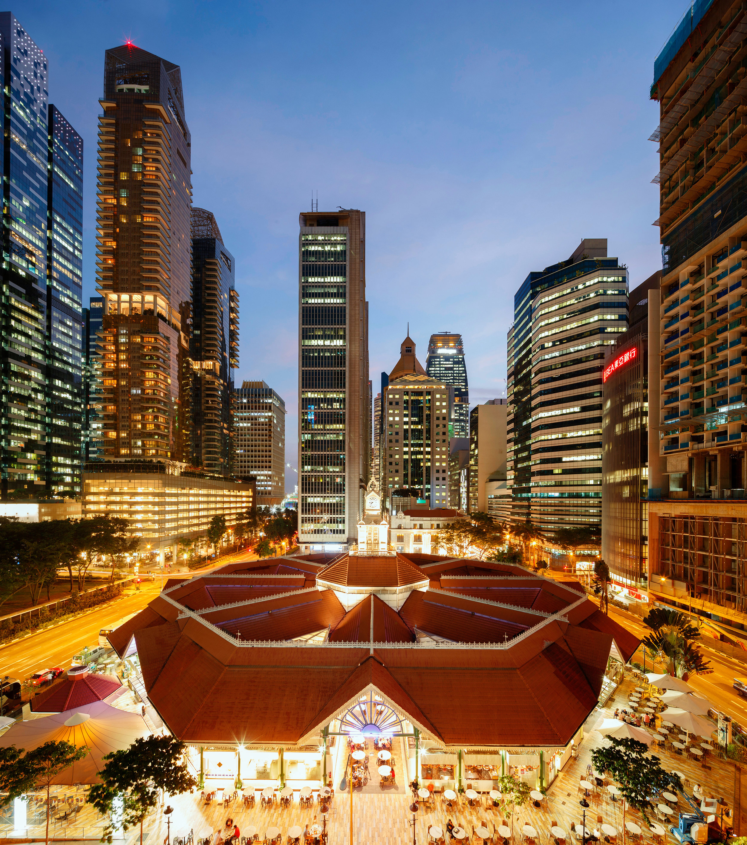 Got plans for your singapore city tour?