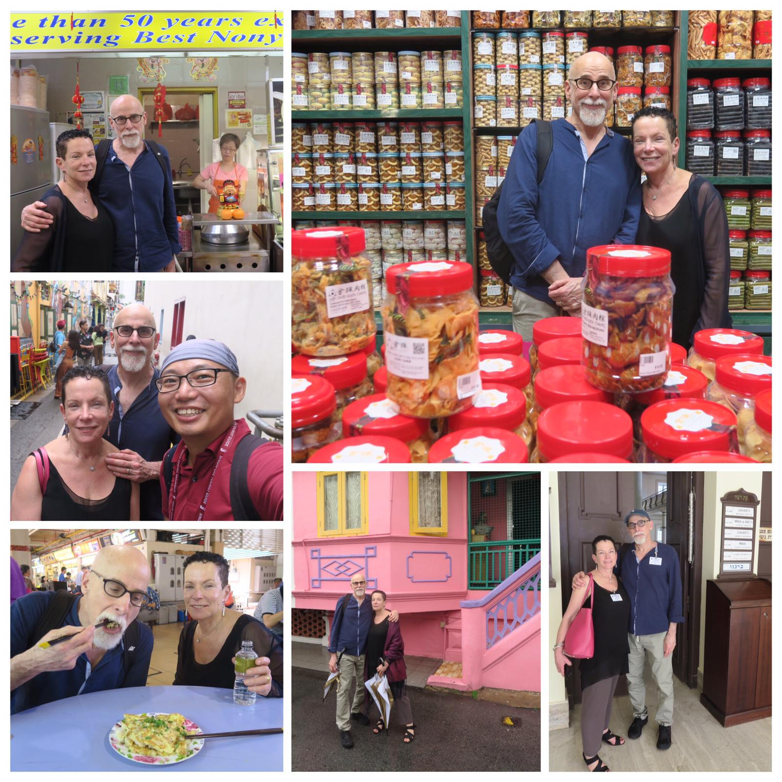Let us take you on a private food tour singapore