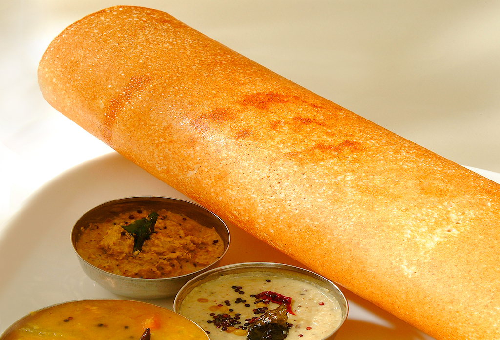 try dosa on our singapore food tours