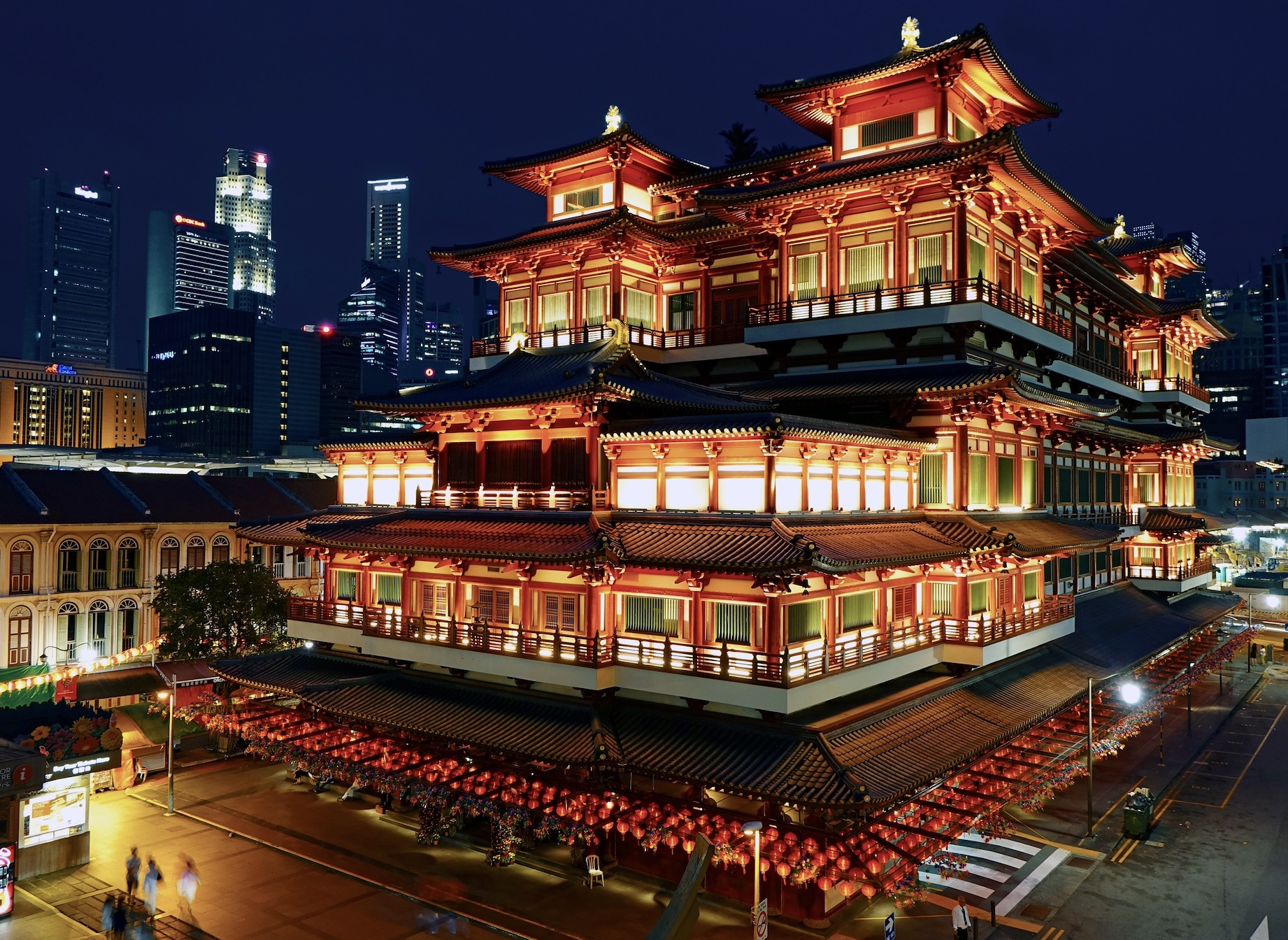 A not to miss place to visit on private tours Singapore