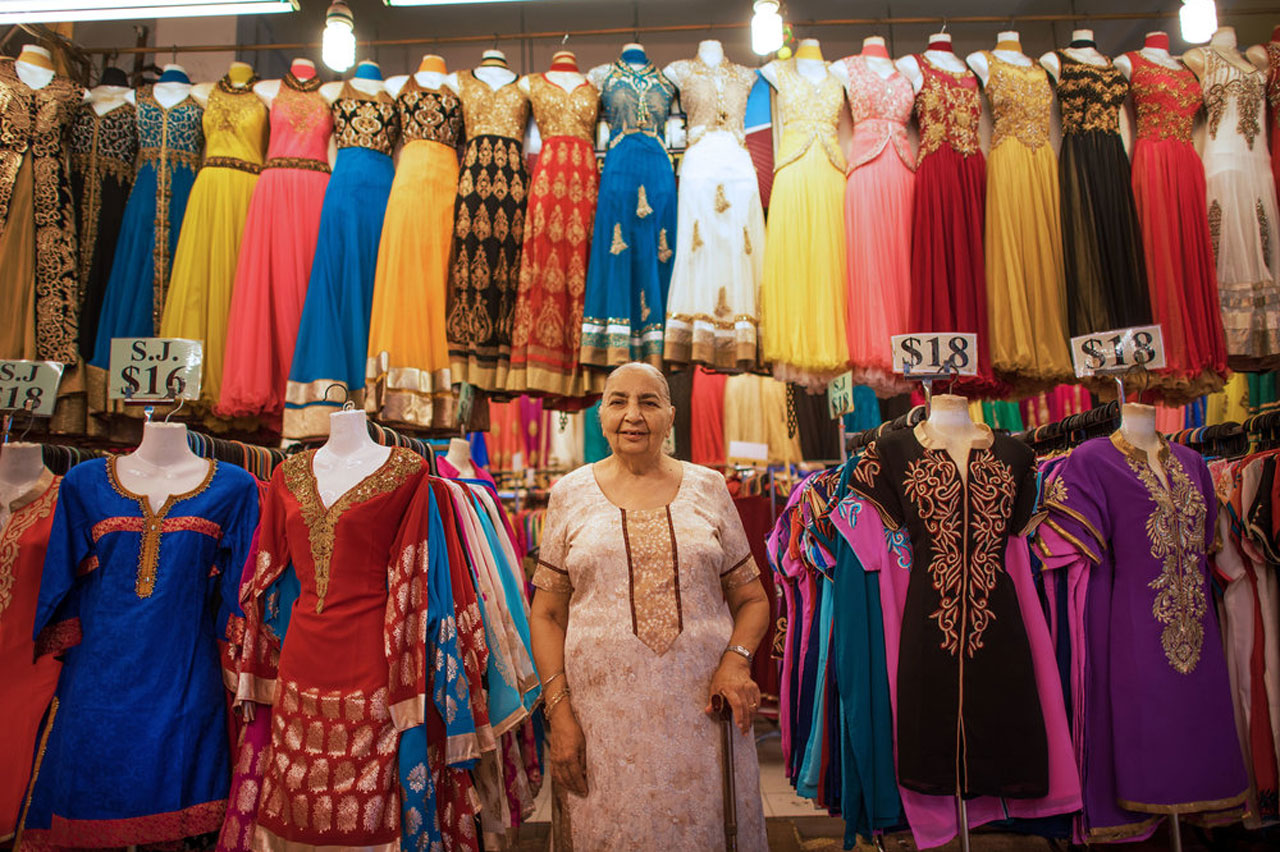Visit Little India and meet locals on a private Singapore city tour