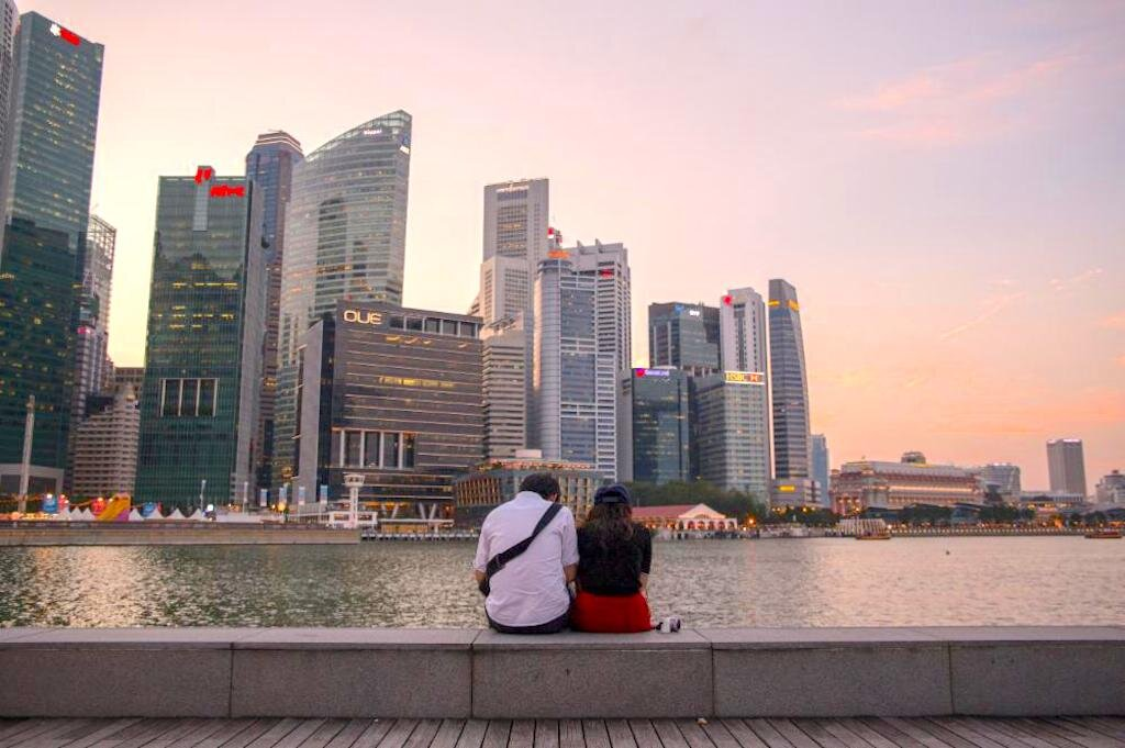 Visit the Civic District on your Singapore stopover tour!