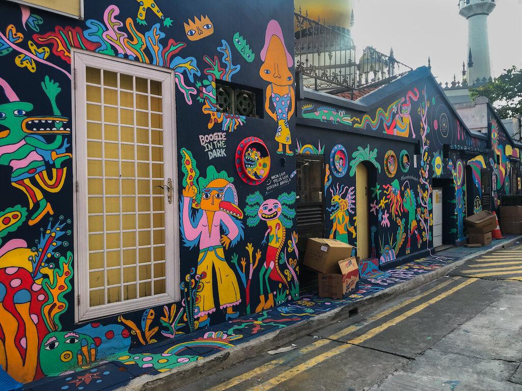 Visit Muscat Street on your Singapore City Tour!