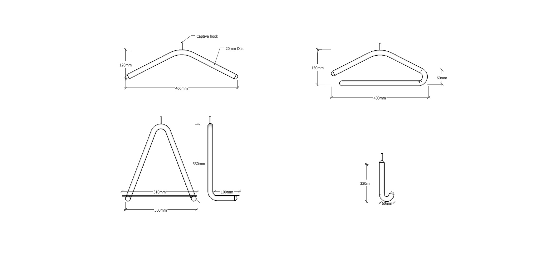 Hanger Designs