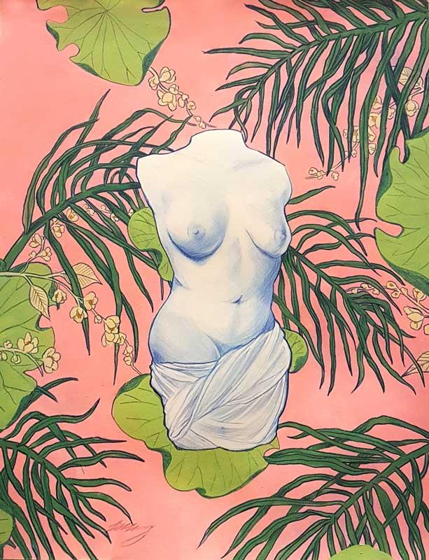 Equatorial Venus