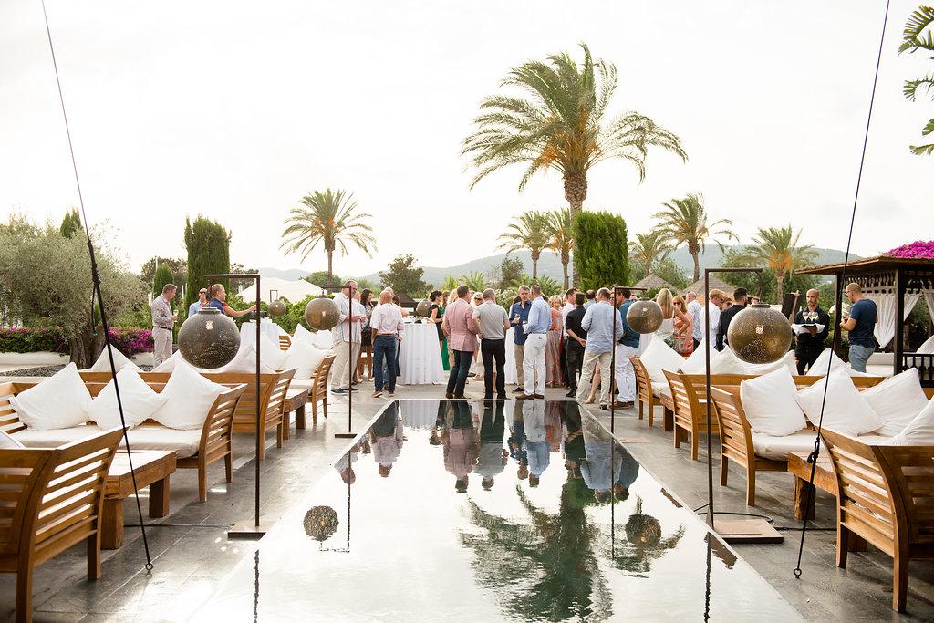 Events location Ibiza, obi and the island