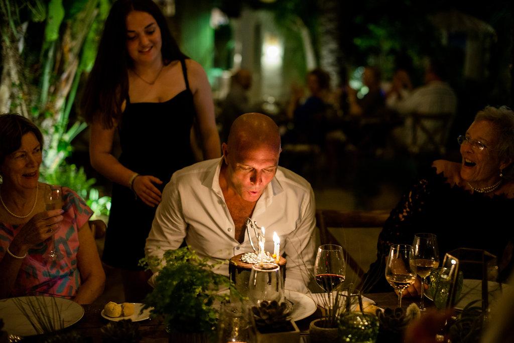 birthday celebration, ibiza events, obi and the island