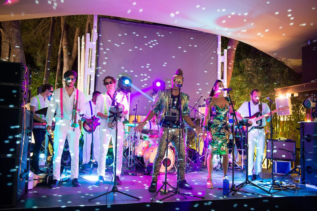 band Ibiza, ibiza entertainment, event ibiza, obi and the island