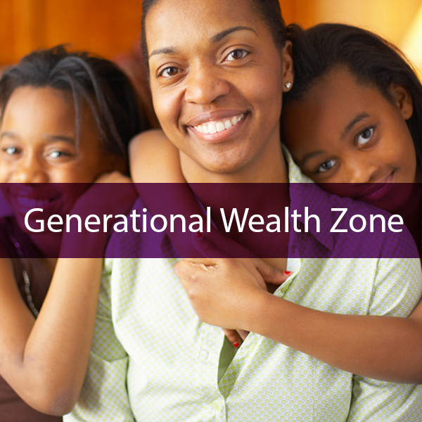 Create, manage, protect, and grow wealth.