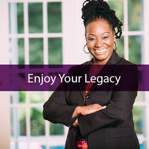 Start your wealth journey with Dr. Teresa R. Martin.