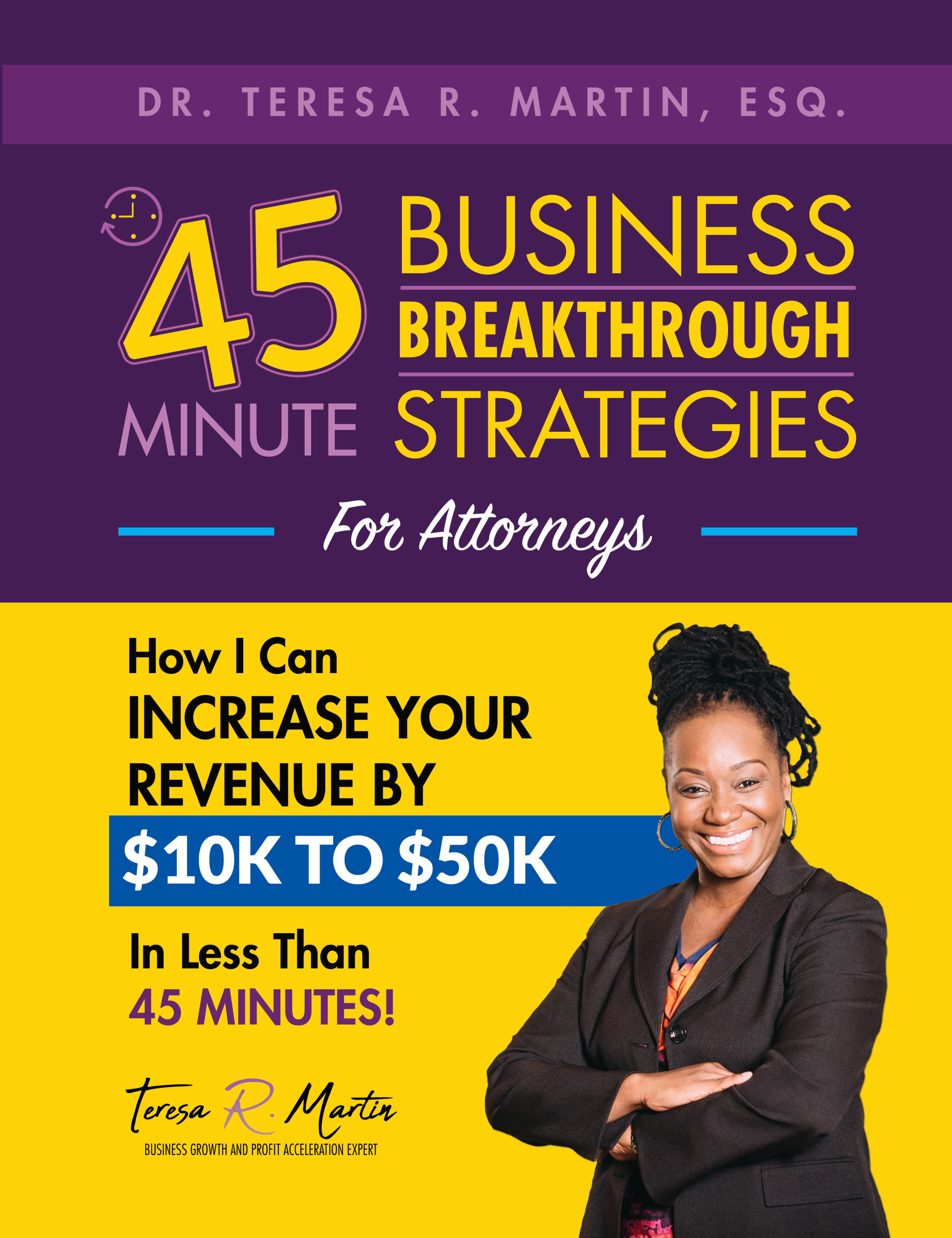 Business Breakthrough Strategies for Attorneys