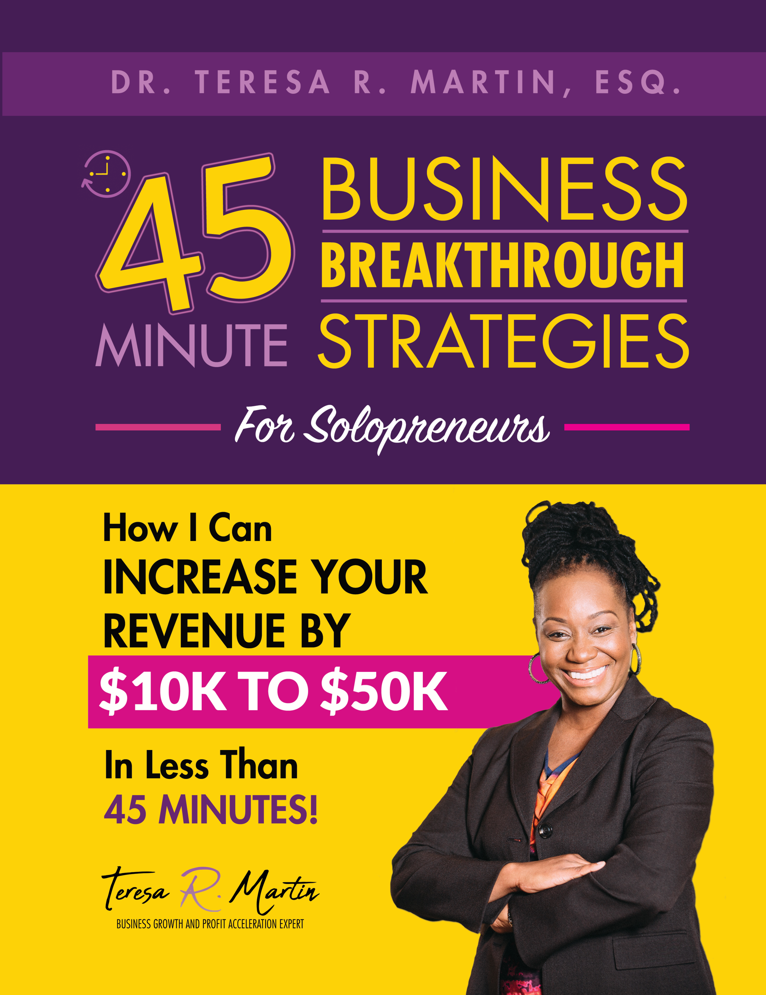Business Breakthrough Strategies for Solopreneurs