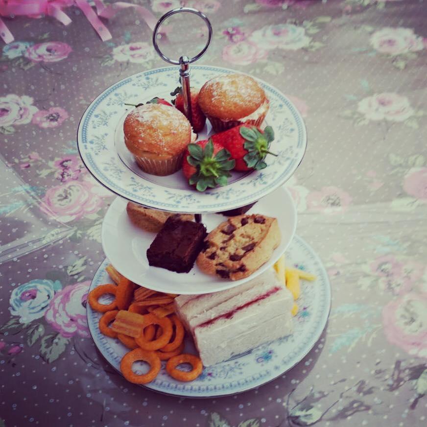 AFTERNOON TEA -