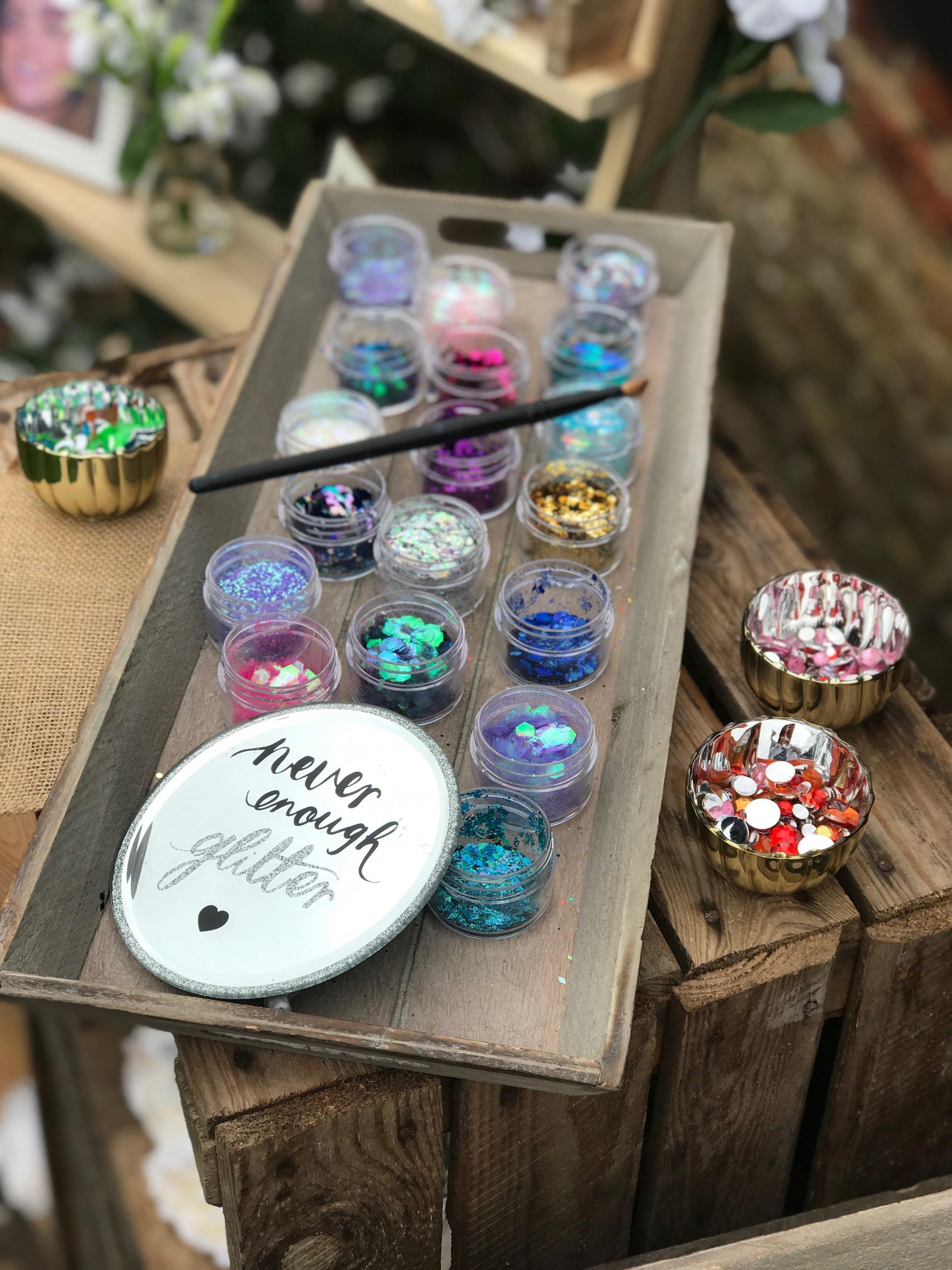 Glitter Bar - Wedding