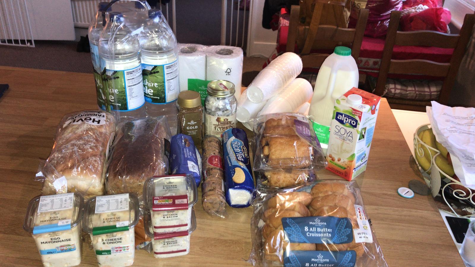 Food Necessities! Yum!