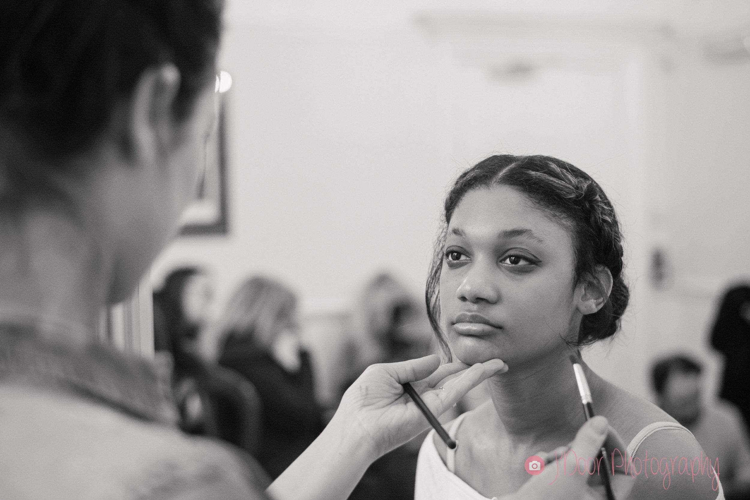 Makeup by Mel Miller, Model Ellie