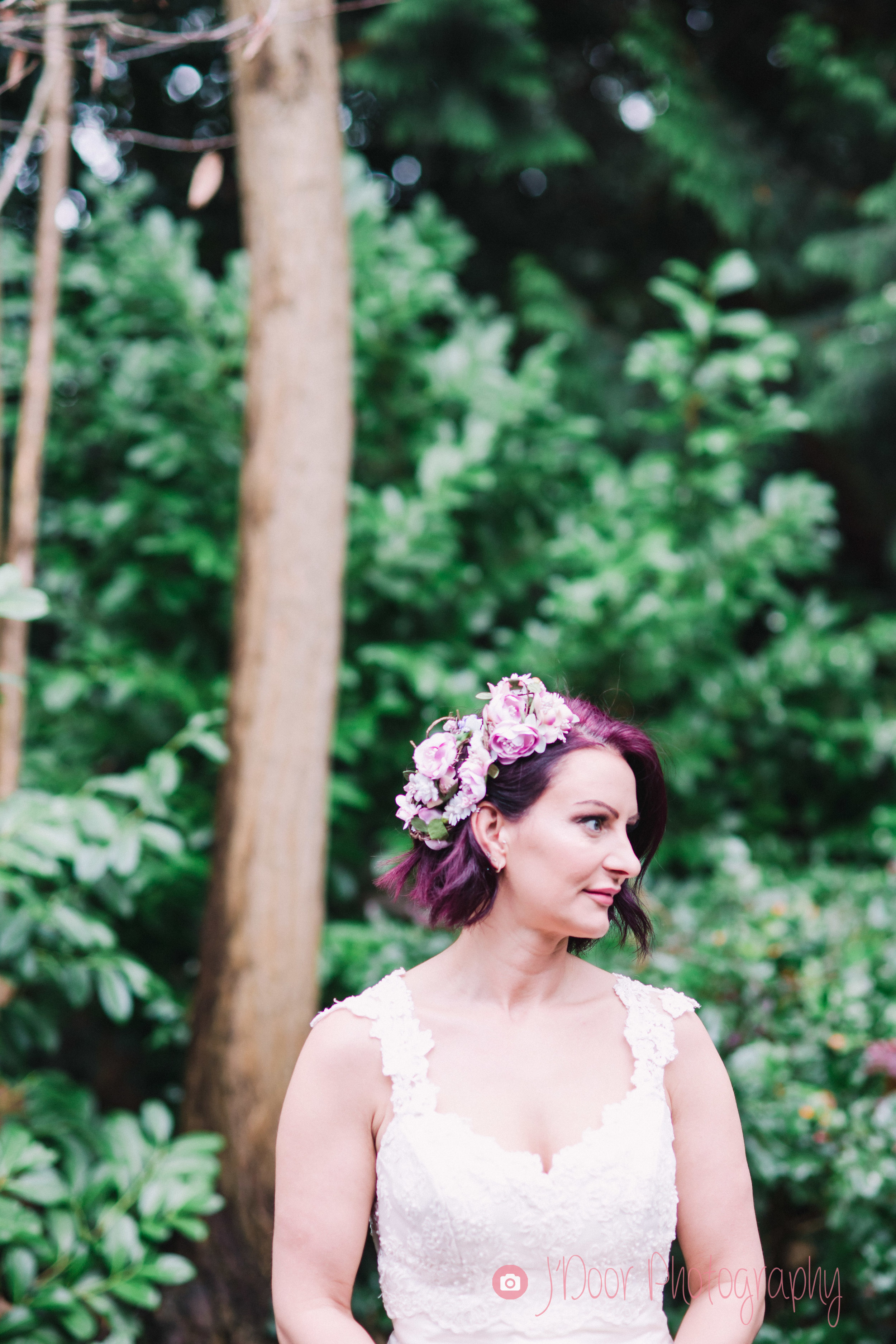 Makeup by Mel at Mel Miller Makeup, Hair by Emma J Hair Styling, Flowers by Louisa Jane, Model Vicki