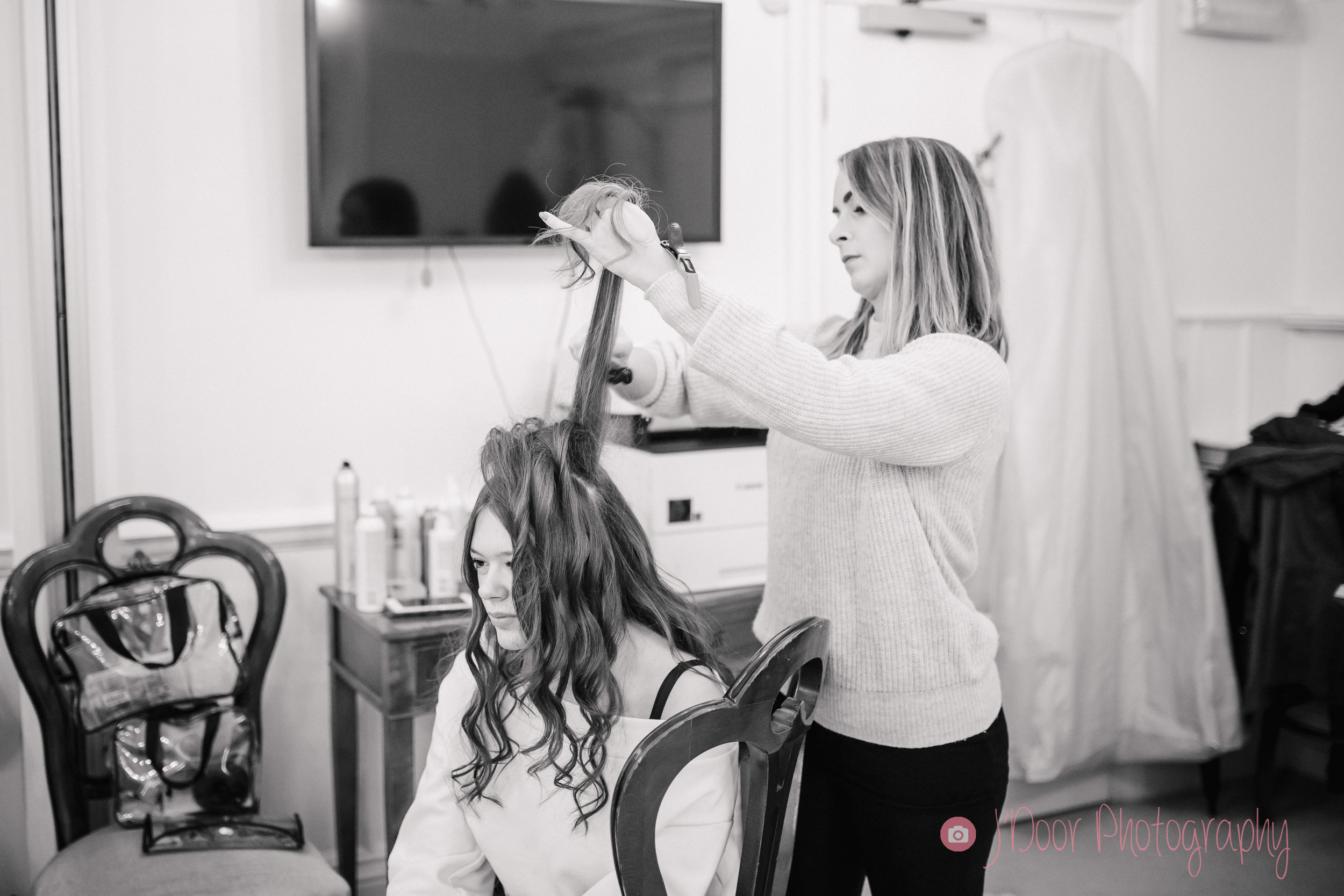 Emma Wallis, Emma J Hair Styling.