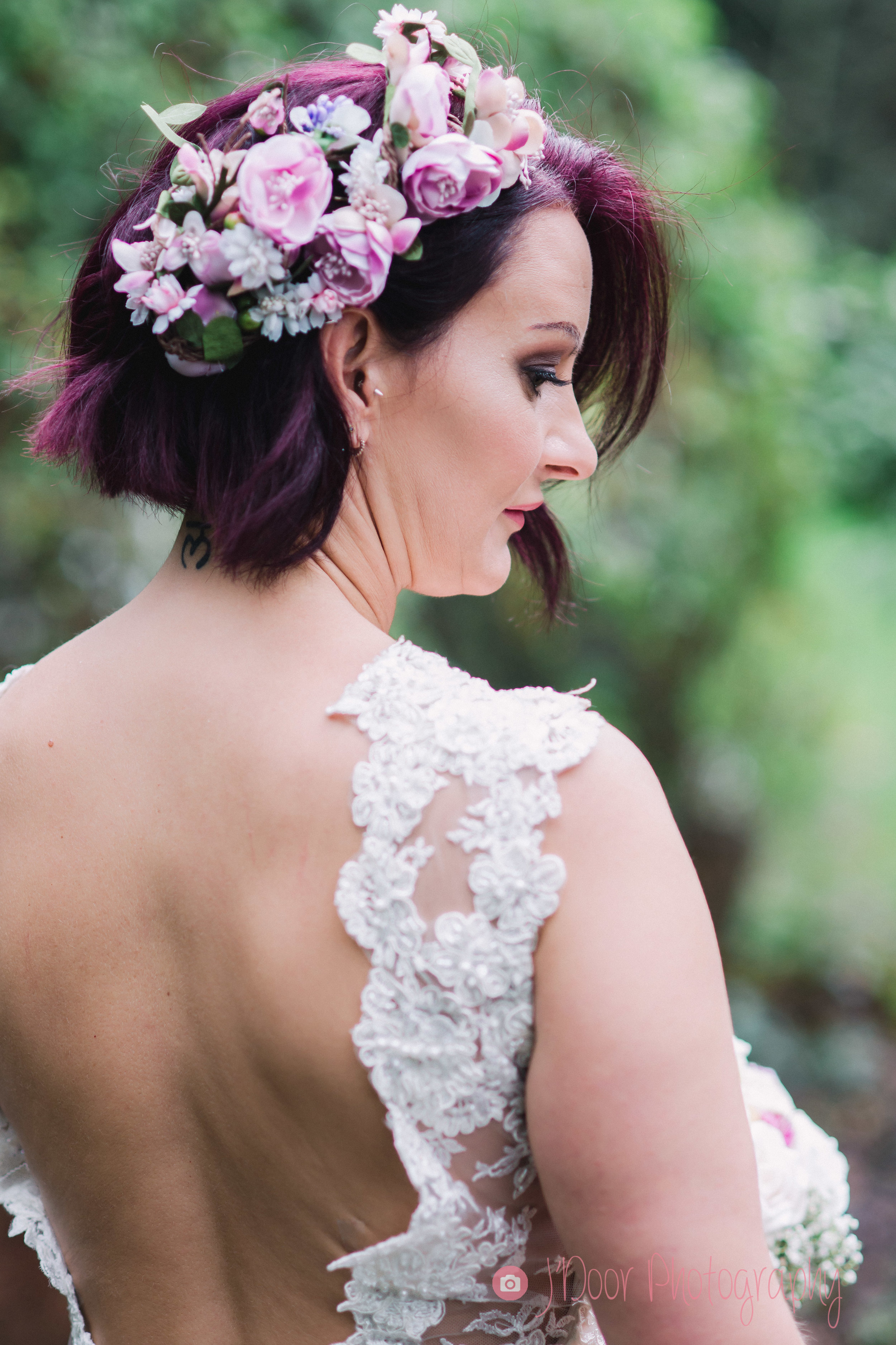 Flowers at Louisa Jane Florist, Hair by Emma J Hair Styling, Makeup by Mel Miller Makeup