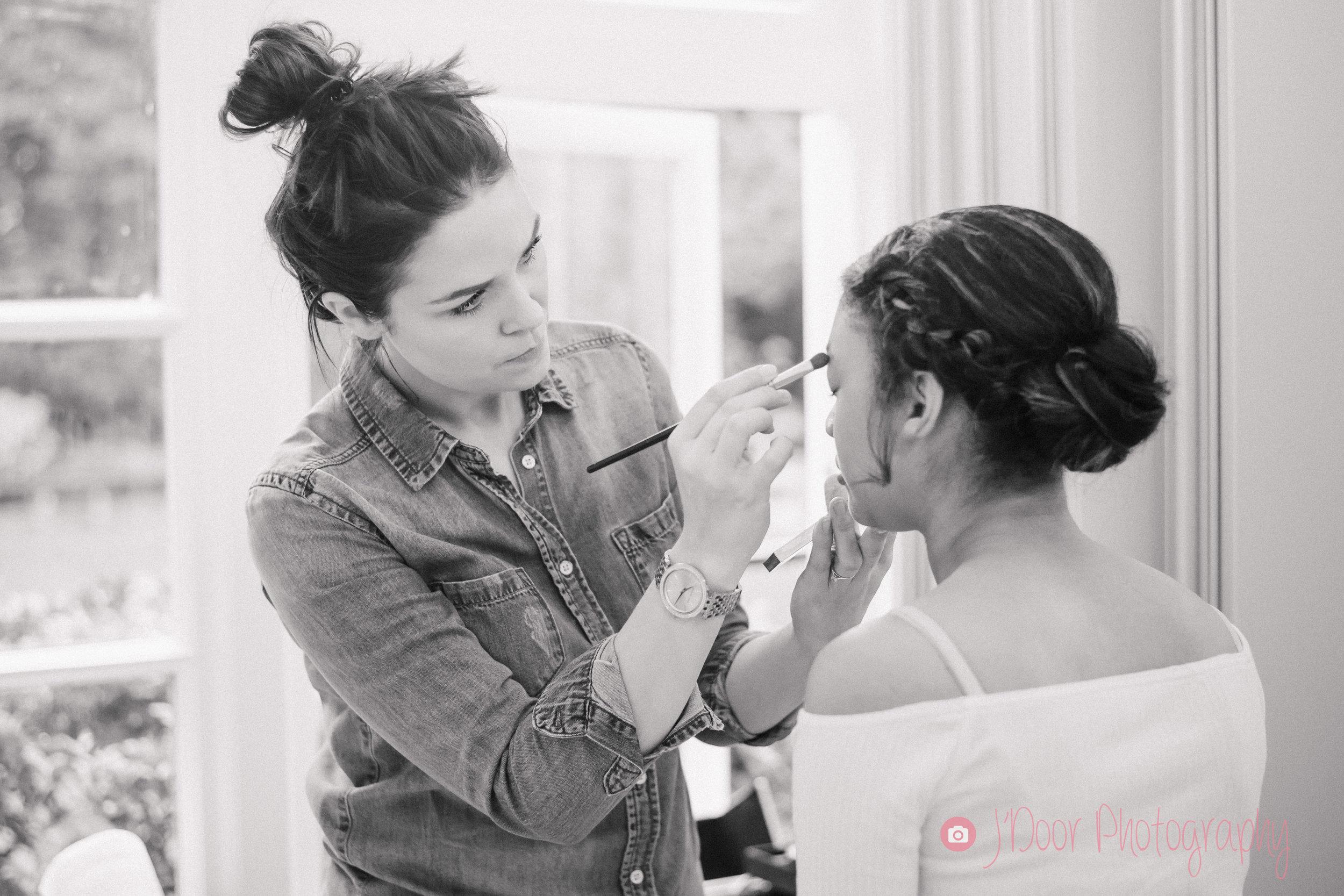 Mel Miller at Mel Miller Makeup