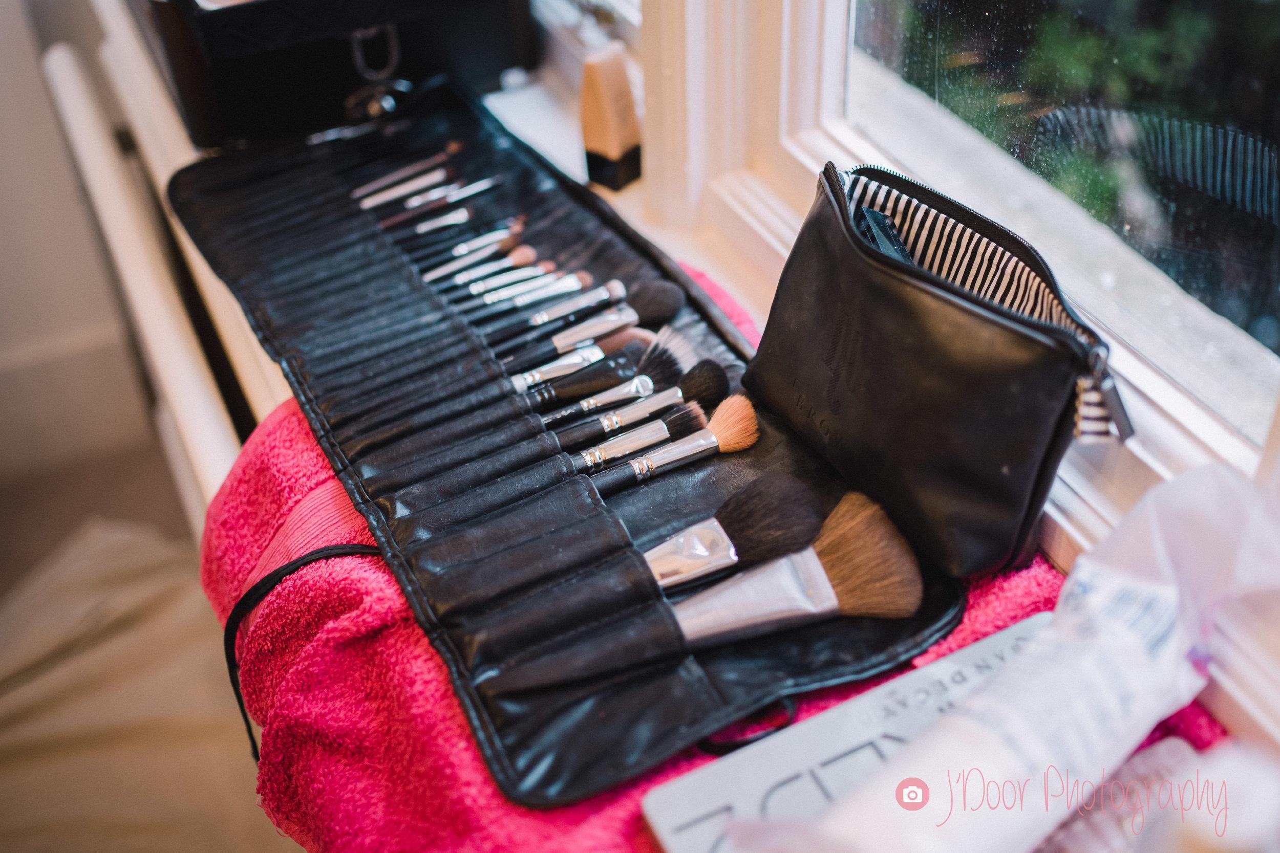 Makeup Brushes - Glamavan