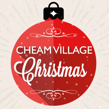 CHEAM VILLAGE CHRISTMAS 2019 - Friday 6th December 2019TIme: from 4pmVenue: Cheam High Street, Surrey