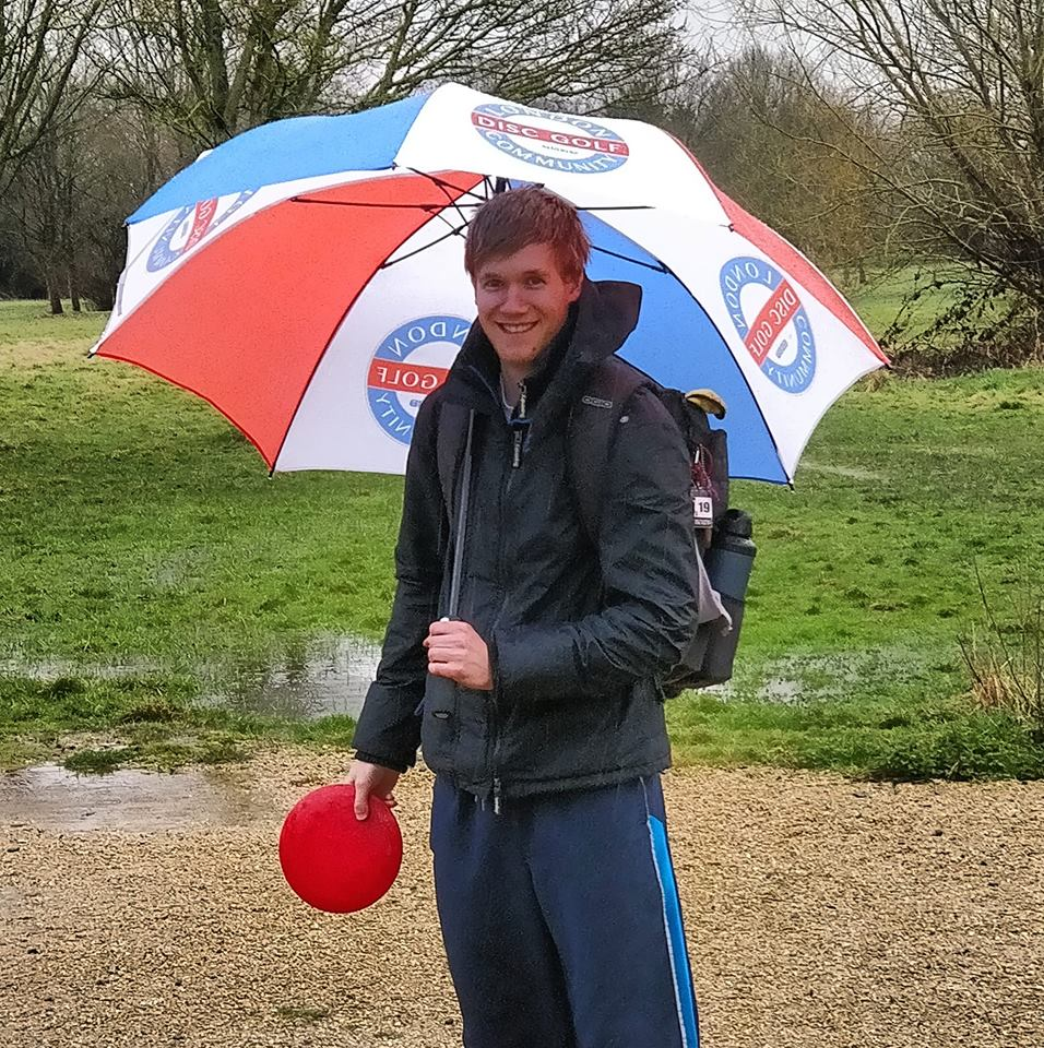 Olli Simonsen - London Disc Golf Community