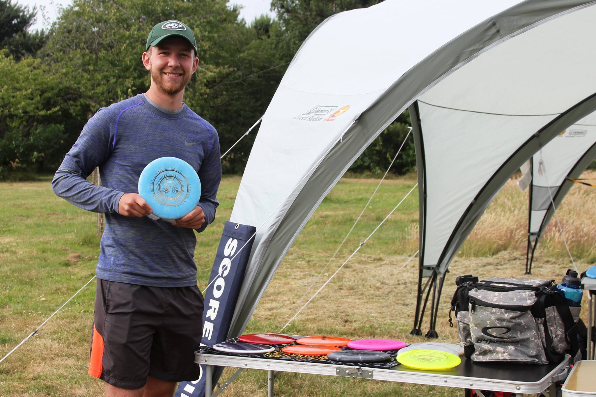 The winner of the Manchester Trilogy Challenge 2018 presented by Manchester Disc Golf and London Disc Golf Community is  Evan Smith  in the MA1/Advance division with a total score of 106.