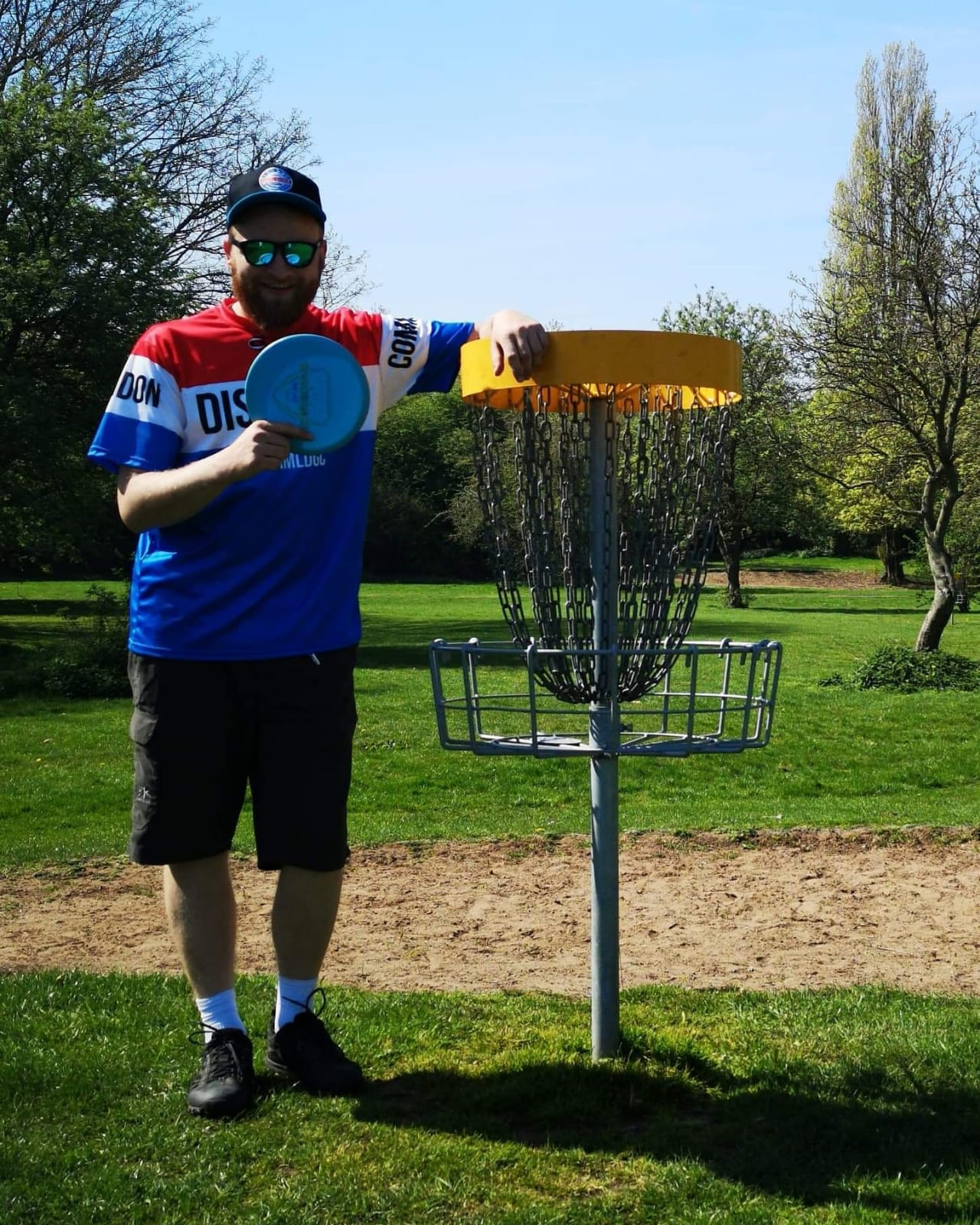 Easter Doubles 2019 Ace Hole 7 at Bedworth.