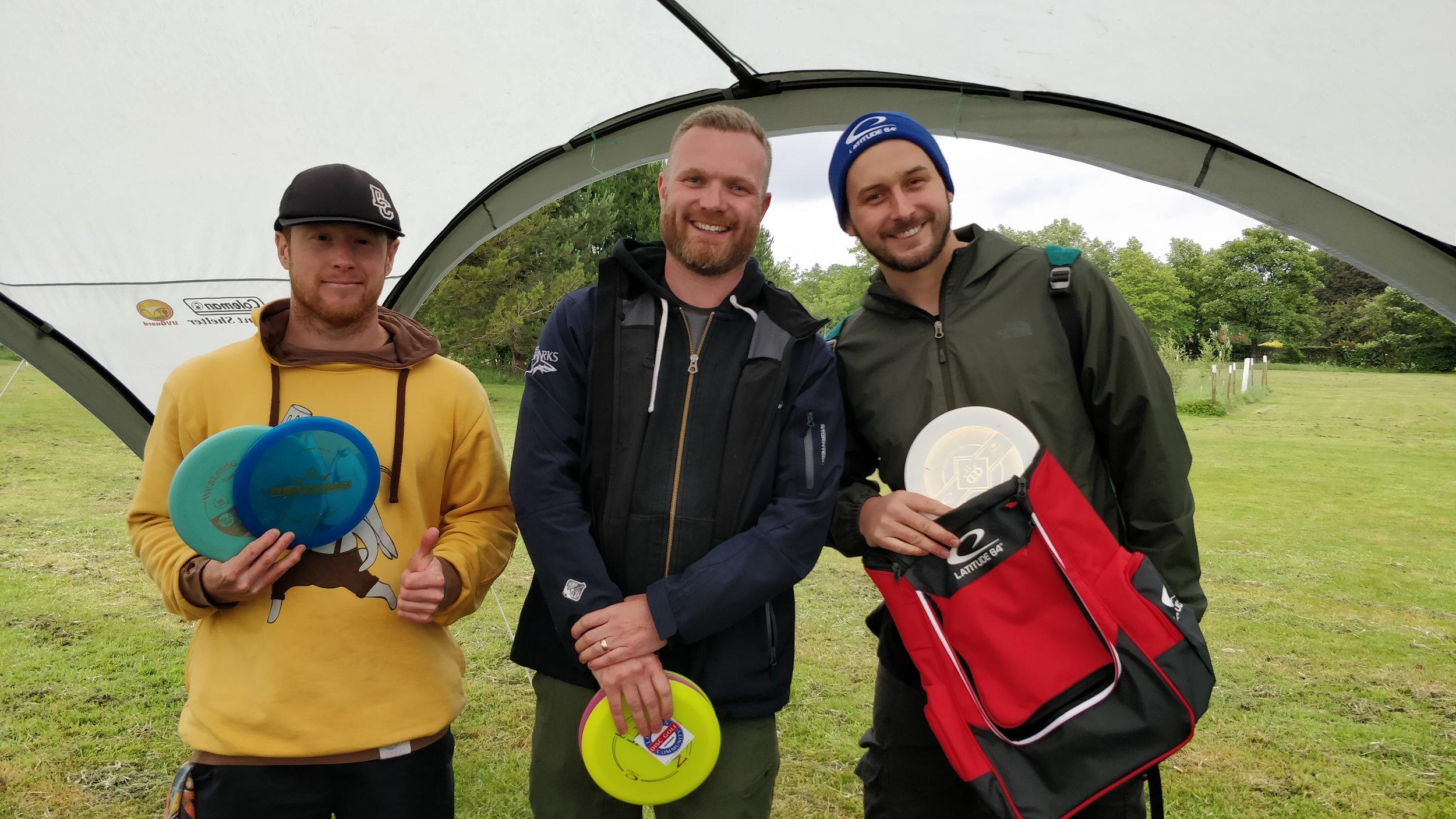 ARR: Jack Lemon, Ben Hadley & David Quigley