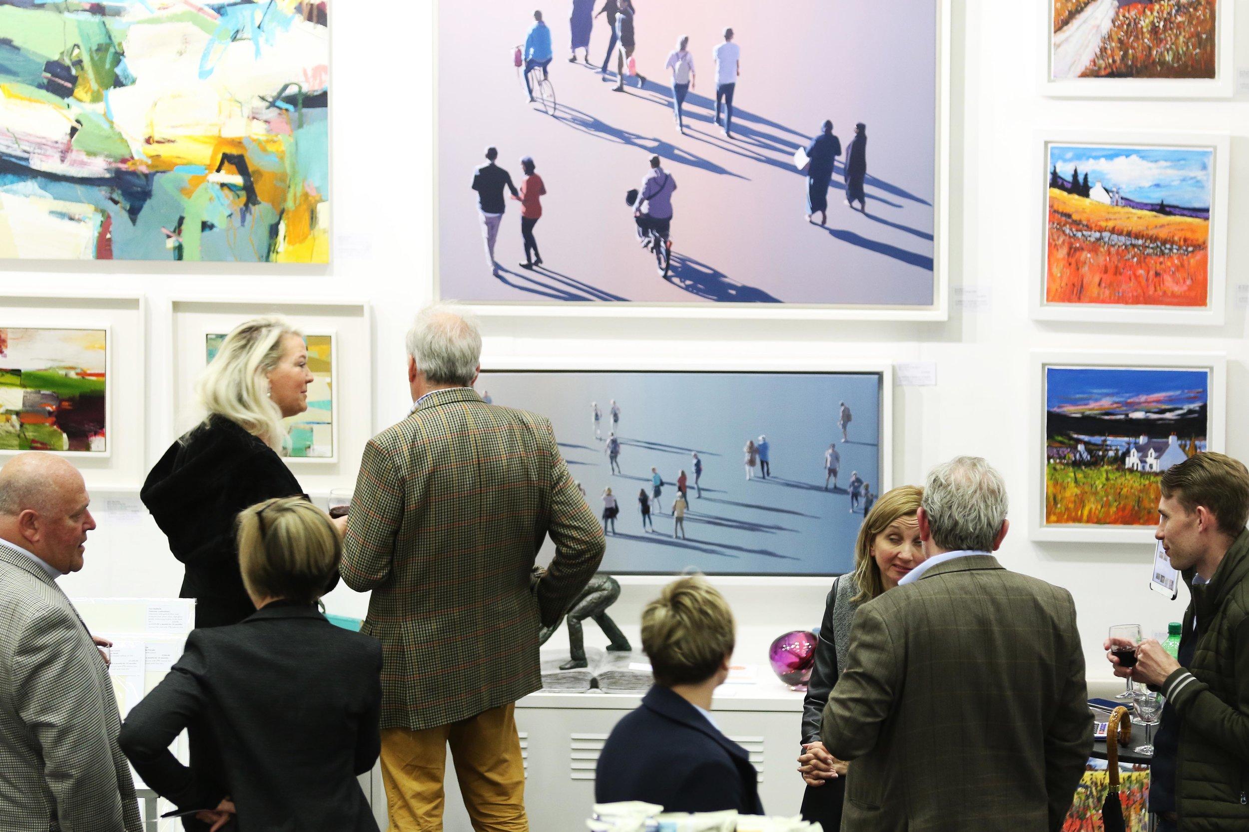 Fresh art fair private view (1).JPG